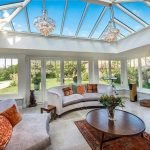 Multi-section traditional timber orangery on listed home - by North Country's partner Totali