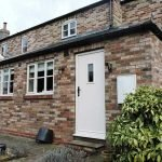 Solidor cottage style door - looks, thermal efficiency & security