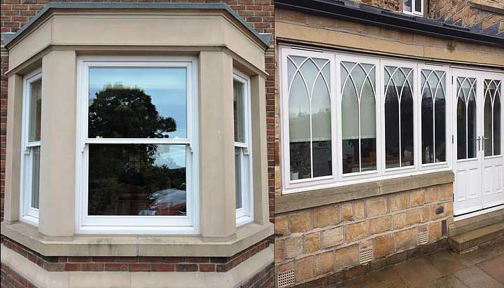 Quality timber windows and doors Harrogate Yorkshire