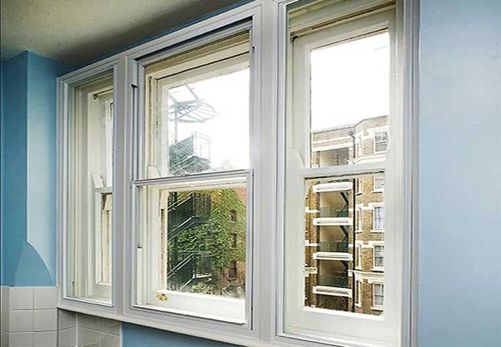 Secondary glazing listed homes