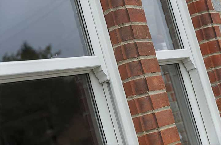 Sliding sash window ranges
