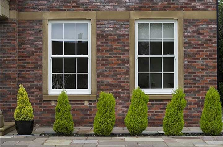 Sliding sash replicas
