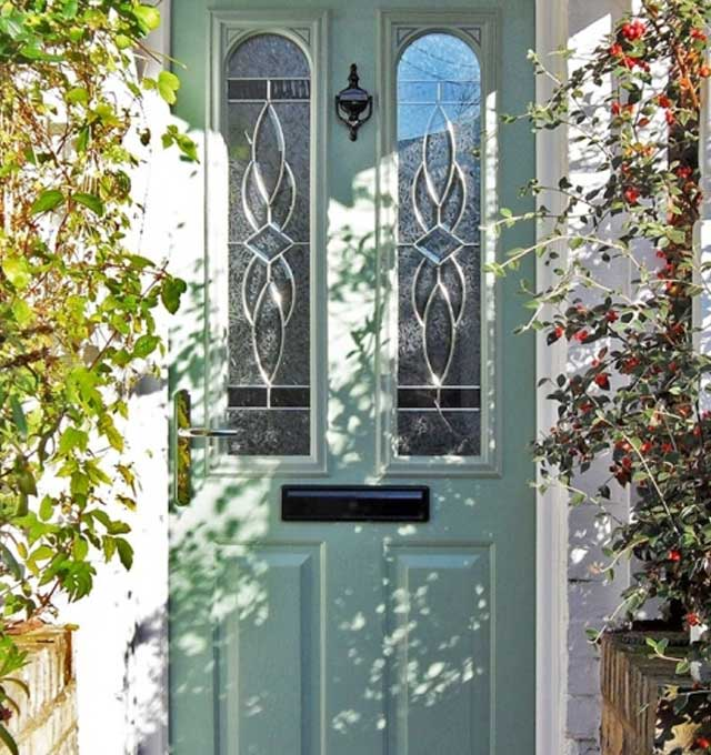 Traditional style composite doors Harrogate North Yorkshire
