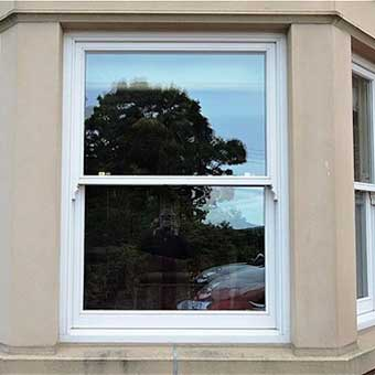 authentic style sash window