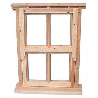 cheap mock sash window