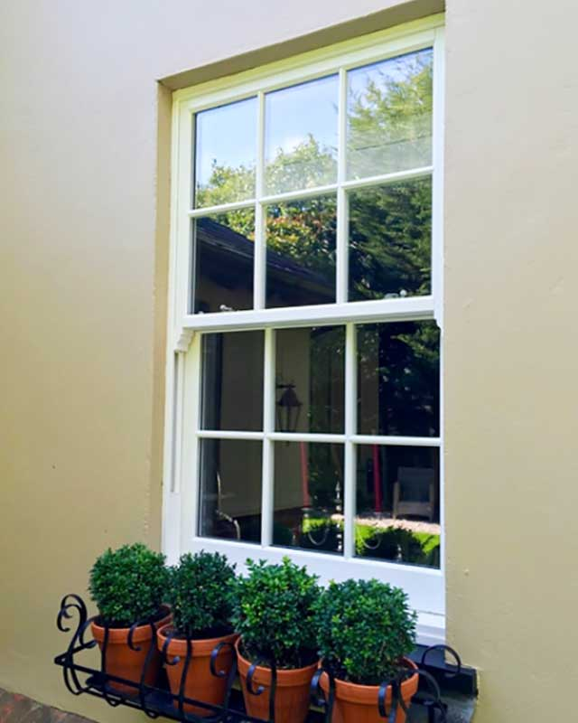 uPVC sliding sash windows Harrogate North Yorkshire
