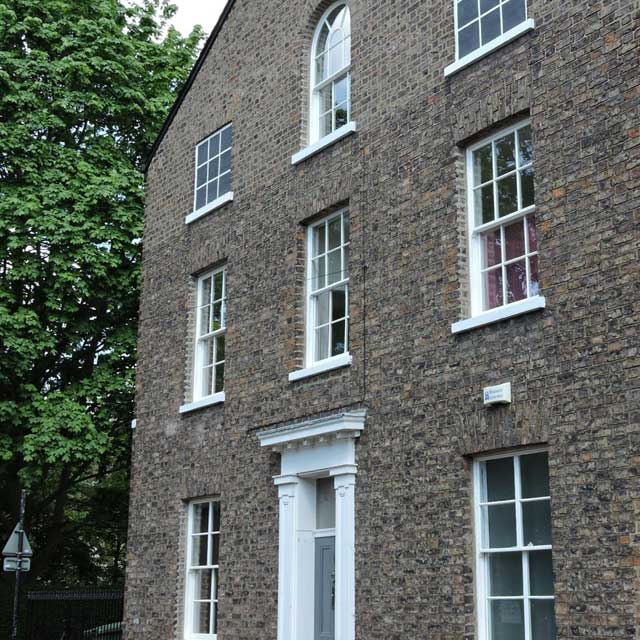 Timber windows doors York listed buildings