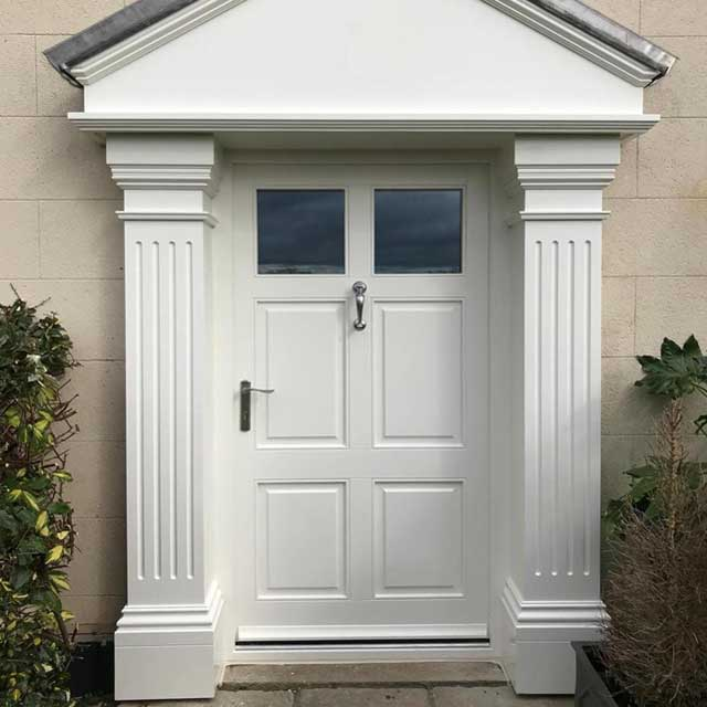Timber windows doors York