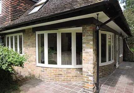 Accoya casement windows Harrogate Yorkshire