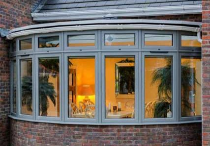 Aluminium windows Harrogate North Yorkshire